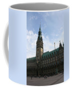 Hamburg - City Hall - Germany Coffee Mug