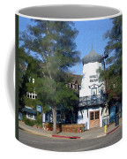 Hamlet Square Solvang California Coffee Mug