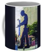 Hammering Man Coffee Mug