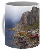 Hamnoy Rorbu Village Coffee Mug