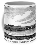 Hampton, Virginia Forts Coffee Mug