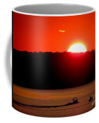 Hamptons Sunset Coffee Mug