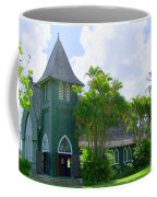 Hanalei Church Coffee Mug