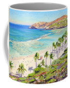 Hanauma Bay - Oahu Coffee Mug