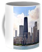 Hancock Building In Chicago Coffee Mug