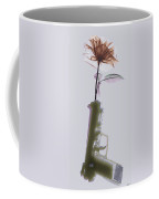 Hand Gun And Flower X-ray Series 2 Coffee Mug