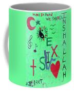 Hand In Hand We Stand Coffee Mug
