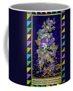 Hand Made Quilt Coffee Mug