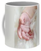 Hand Of An Angel Coffee Mug