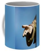 Hand Of Christ. Coffee Mug
