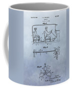 Handcuffs Law Enforcement Patent Coffee Mug