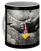 Hands Of Buddha Coffee Mug