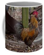 Handsome Rooster Coffee Mug
