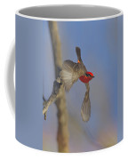 Handsome Vermillion Off The Limb Coffee Mug