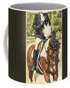Hang On Tight To Your Painted Horse Coffee Mug