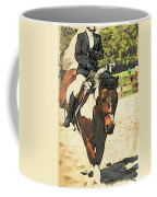 Hang On To Your Painted Horse Coffee Mug