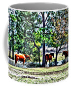 Hanging By The Pond Coffee Mug