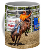 Hanging On For 8 Seconds Coffee Mug