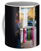 Hanging Out By The Door Coffee Mug
