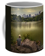 Hanging Out In Central Park Coffee Mug