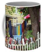 Hanging Out To Dry Coffee Mug