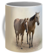Hanging Out Together Coffee Mug by Betty LaRue