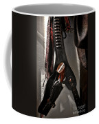 Hanging Revolver Coffee Mug