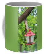 Hanging Squirrel Coffee Mug