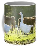 Hanging With The Herd Coffee Mug