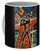 Hank Aaron In Hdr Coffee Mug