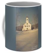 Hanover Center Church Etna New Hampshire Coffee Mug
