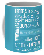 Hanukkah Fun Coffee Mug