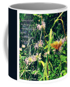 Happiness Is A Butterfly Coffee Mug by Poetry and Art