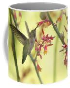 Happy As A Hummingbird  Coffee Mug