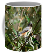 Happy As A Titmouse Coffee Mug