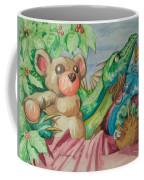 Happy Baby Dragon Coffee Mug