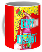 Happy Birthday 1 Coffee Mug