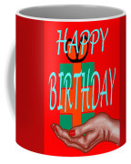 Happy Birthday 3 Coffee Mug