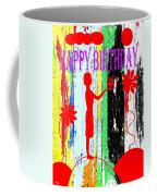 Happy Birthday 7 Coffee Mug
