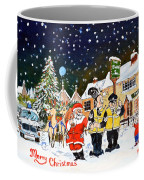Happy Christmas Coffee Mug