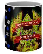 Happy Christmas From Sydney Coffee Mug
