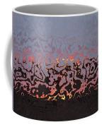 Happy Dance Abstract Coffee Mug