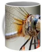 Happy Dragonfly Coffee Mug