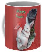 Happy Easter Card 5 Coffee Mug