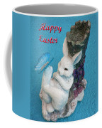 Happy Easter Card 7 Coffee Mug