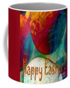 Happy Easter Greeting Card Coffee Mug