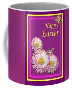 Happy Easter Hiding Bunny Coffee Mug