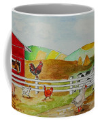 Happy Farm Coffee Mug