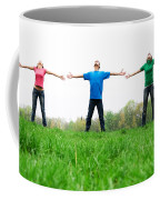 Happy Friends Coffee Mug