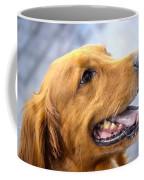 Happy Golden Coffee Mug